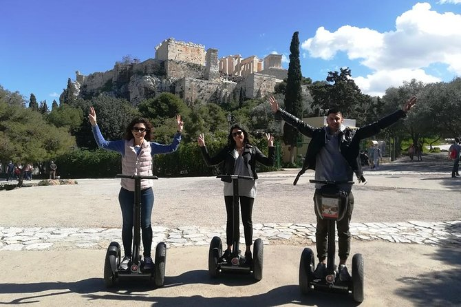 ATHENS CITY SEGWAY TOURS