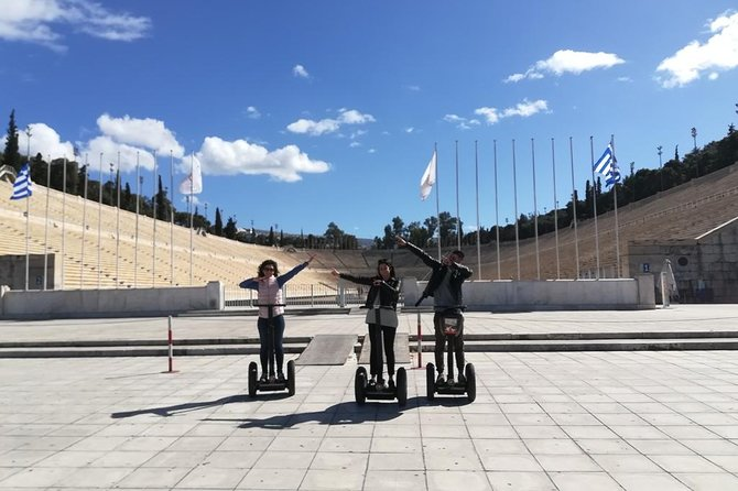 Best of Athens City Segway Tour