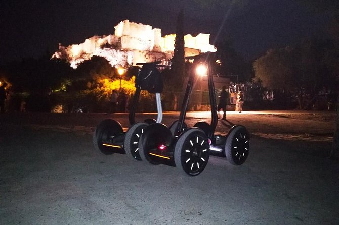 Athens City by Night Segway Tour