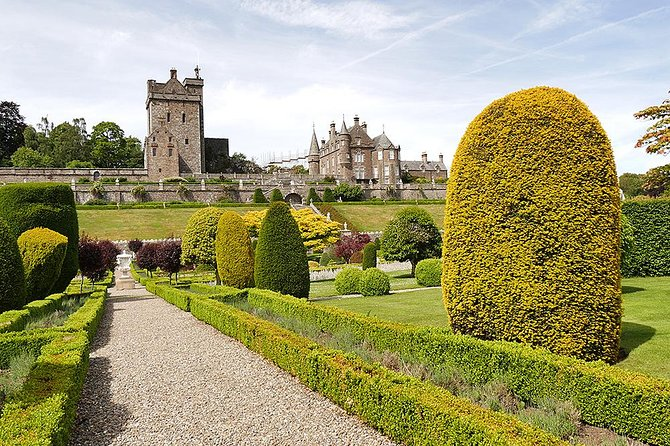 Scottish castles tour - private tour of four ancient castles