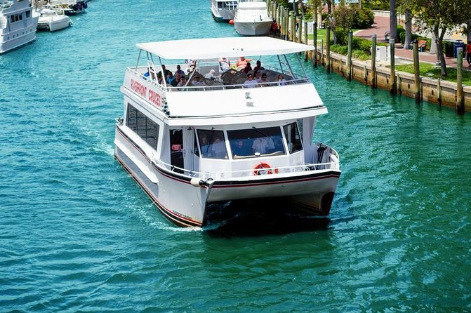 Riverfront Cruises Venice of America Tour