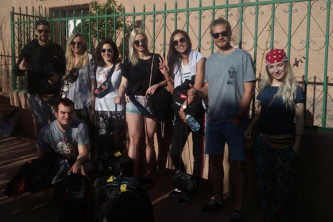 Marrakech Monuments Tour for Group