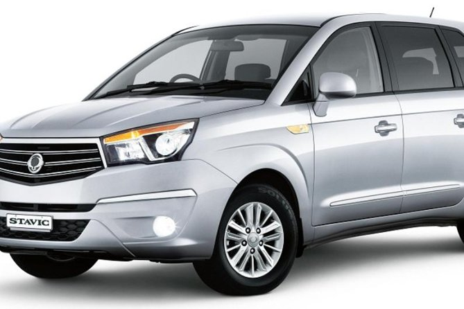 Private Transfer from Marrakech to Essaouira up to 6 People