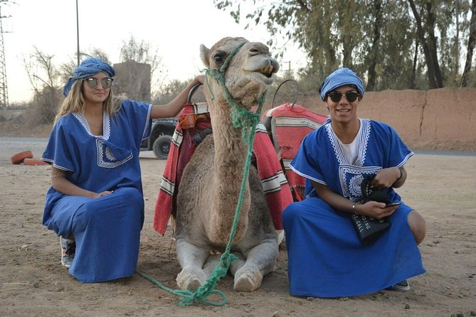 Quad Biking and Camel Ride with Lunch in PalmGrove Of Marrakech