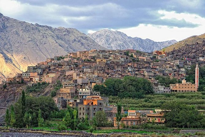 High Atlas Mountains and 3 Valleys Day Trip from Marrakech
