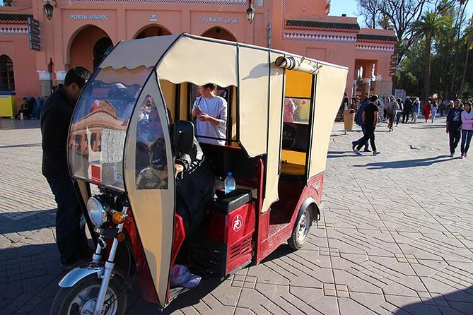 Discover Another Marrakech By Tuk Tuk