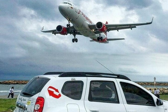 Cartagena Airport Transfer (in and out) - Tourist Zone Hotels