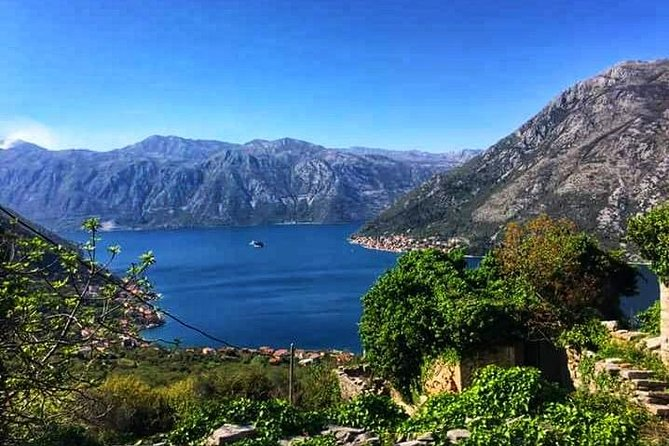 Cycling and hiking short tour through the bay of Kotor