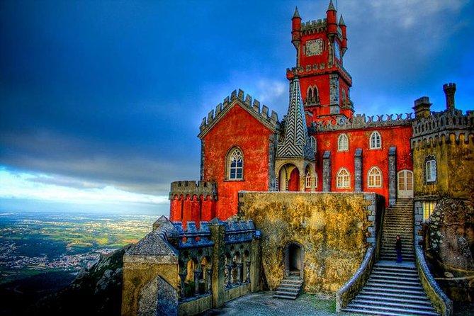 Viagem privada: viagem de um dia inteiro por Sintra, Cabo da Roca e Cascais saindo de Lisboa