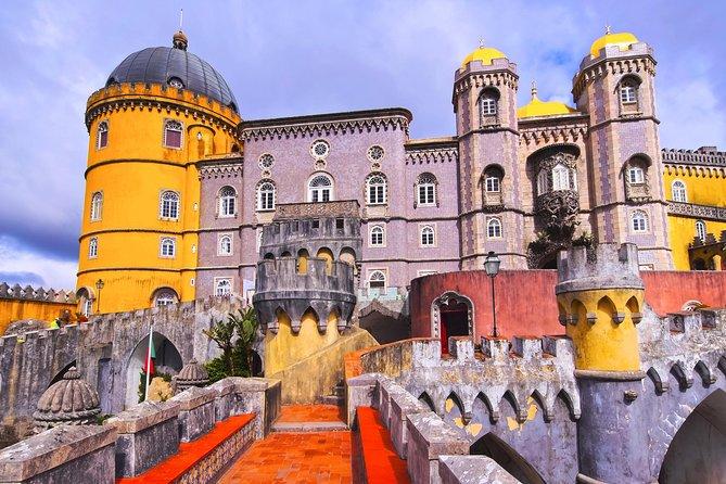 Tour privado: excursión de un día a Lisboa desde Sintra con degustación de vinos