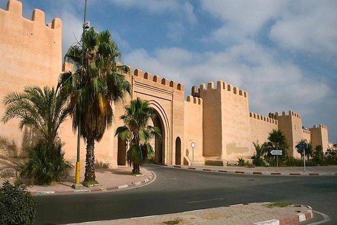Agadir day trip to Taroudant & Tiout