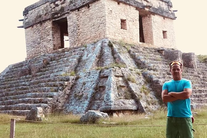 Excursion dans les ruines mayas de Dzibichaltun & Beach Break
