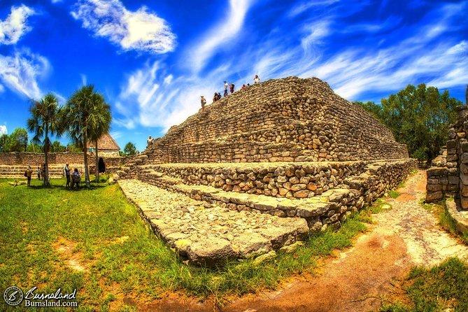 Excursión a las ruinas mayas de Xcambo y descanso en la playa