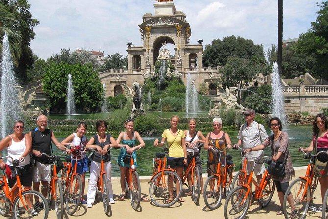 Recorrido en bicicleta por lo más destacado de Barcelona