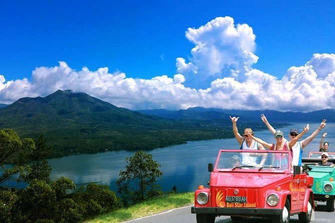 Kintamani Volcano VW Safari Bali Tour - Volkswagen Classic Car Tours