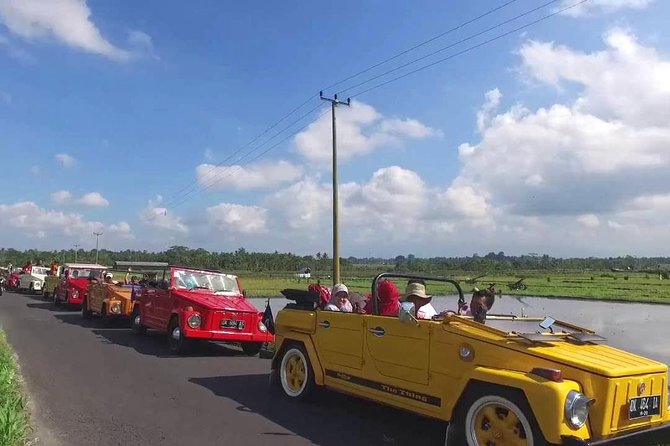 Uluwatu VW Safari Bali Tour - Volkswagen Classic Car Tours