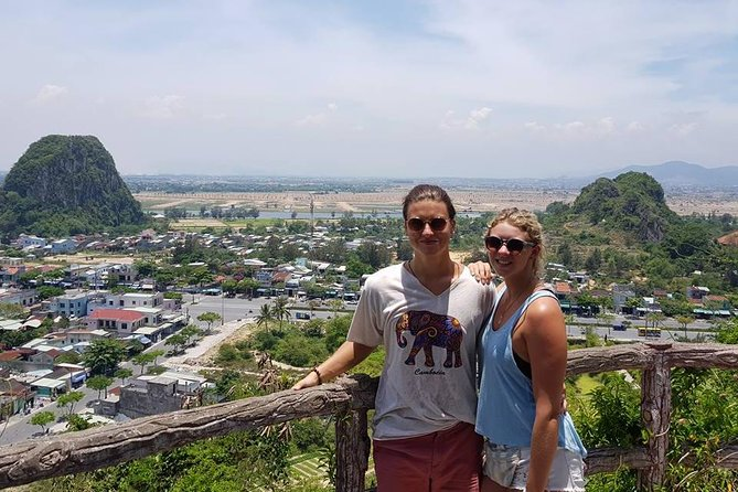 Half Day Tour to Visit Marble Mountain & Cham Museum from Hoi An or Da Nang city