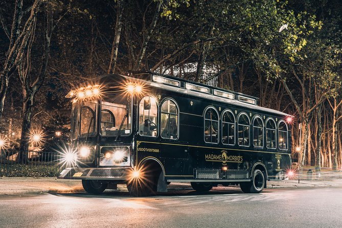 Historic Brooklyn with Madame Morbid's Trolley Tours