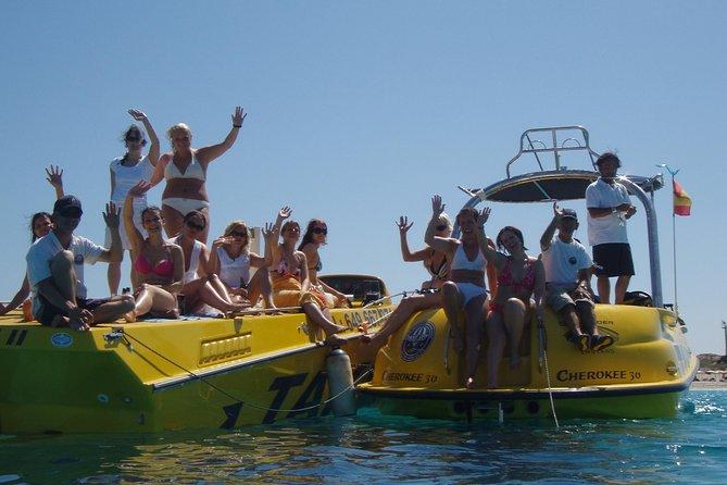 Ibiza Yacht oder Speedboat Erlebnis