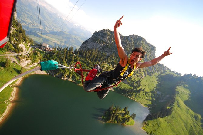 Book Bungy Jump Stockhorn from $219 in Interlaken 2020
