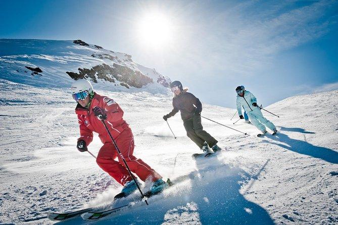 Ski of snowboard verhuurpakket van Interlaken