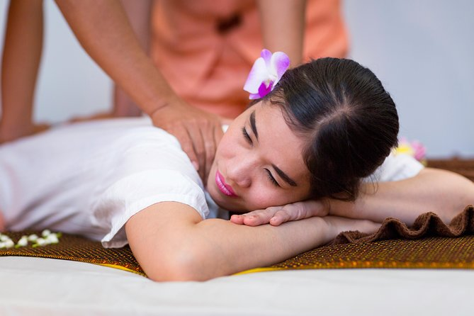Traditional Khmer Massage