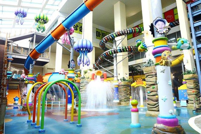 Ohne Anstehen: Woongjin Playdoci Multi-Leisure Park Tickets