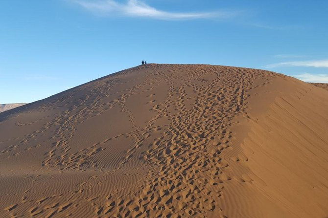 2 Days 1 Night Desert Tour from Marrakech to the desert of Tinfou Zagora