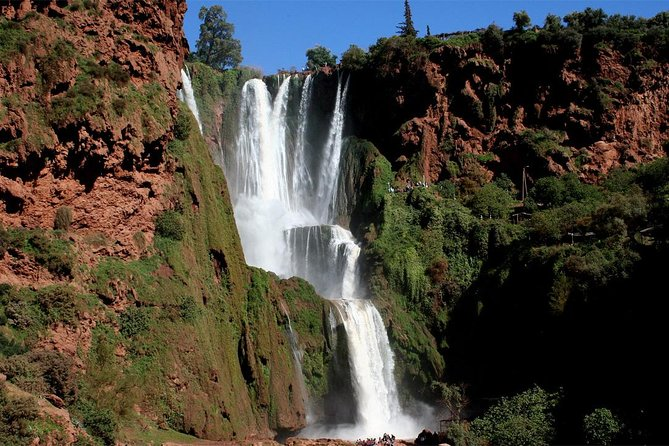 Private Day Trip From Marrakech To Ouzoud Waterfalls photo 1