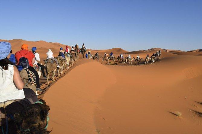 Sahara Desert from Marrakech: 3-Day, 2-Night Tour to the Desert of Merzouga