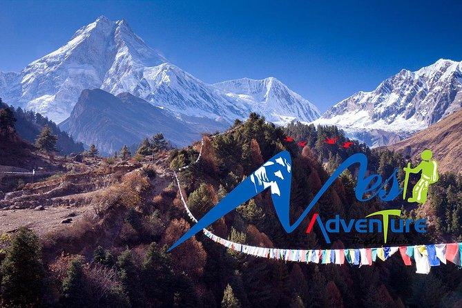 13 Days Manaslu Circuit Trek with NEST Adventure (a local travel company) Image