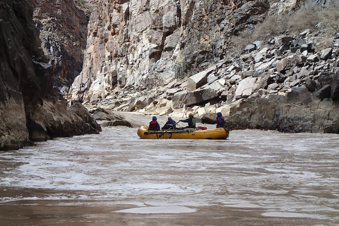 Westwater Canyon Full-Day Rafting Adventure från Moab