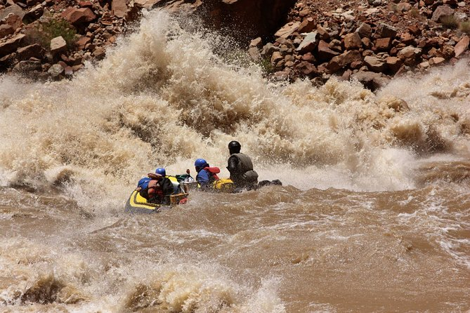 Cataract Canyon Rafting Adventure from Moab