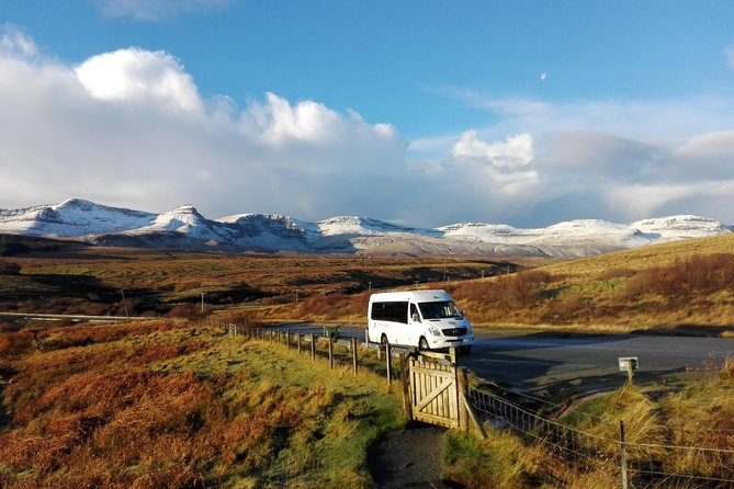 Isle of Skye, The Highlands and Loch Ness- 3 Day Group Tour from Edinburgh