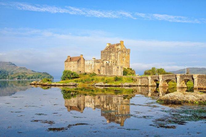 Eilean Donan, Loch Ness & The North West Highlands - 2 Day Tour from Edinburgh