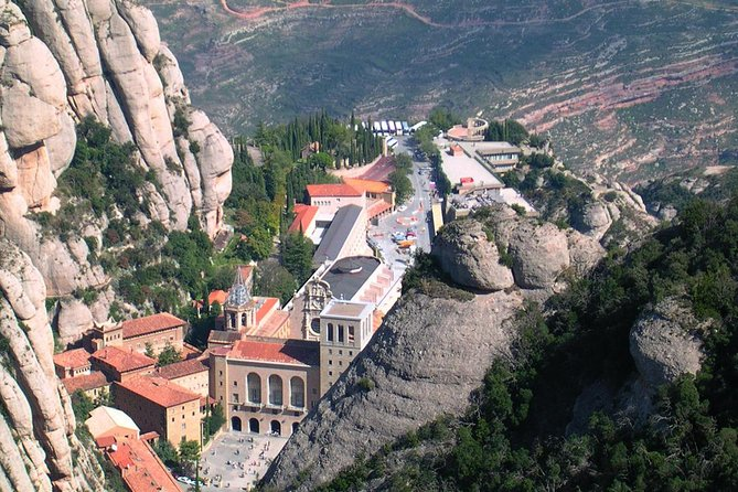 Montserrat Abbey and Caves Private Tour from Barcelona
