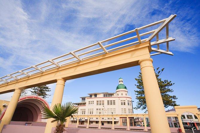 Napier City Art Deco & Wine Highlights - 4 Hour Private Tour