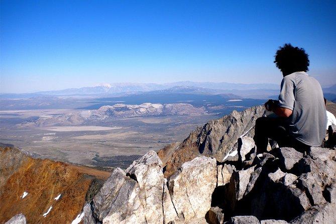 Yosemite's Mt Dana Summit Hike