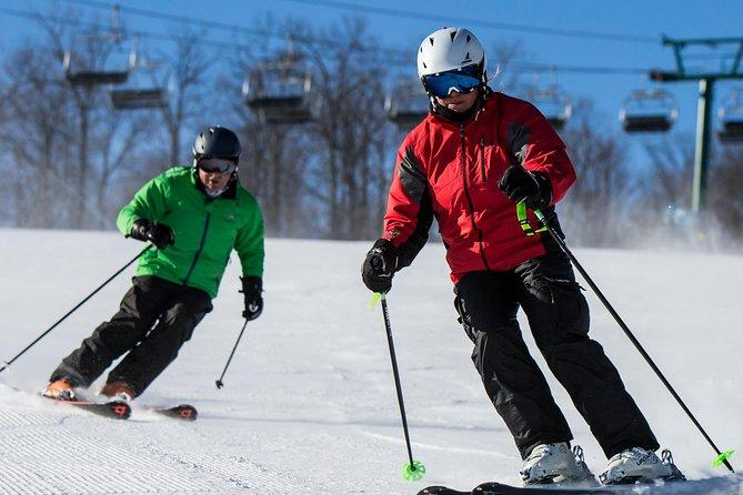 Whitetail Mountain Ski Day Trip från DC