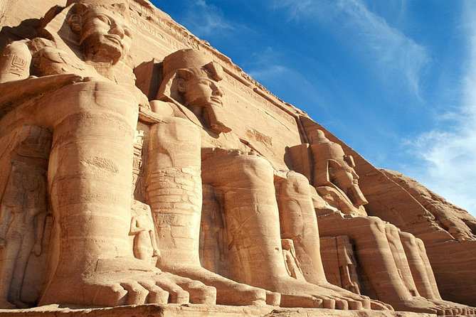 3 Day Egypt Highlights From Hurghada