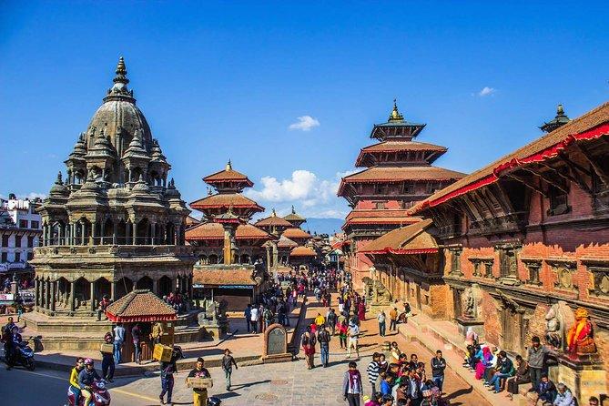 Kathmandu City Tour with Nagarkot