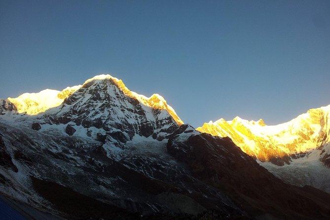 10 Days Annapurna Base Camp Trekking