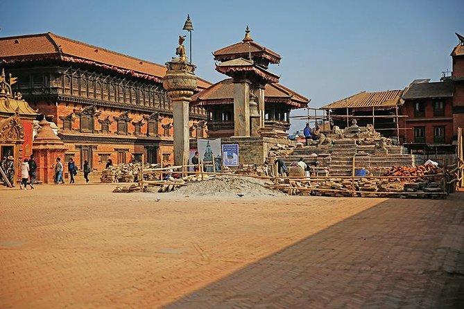 Bhaktapur Sightseeing mit Nagarkot