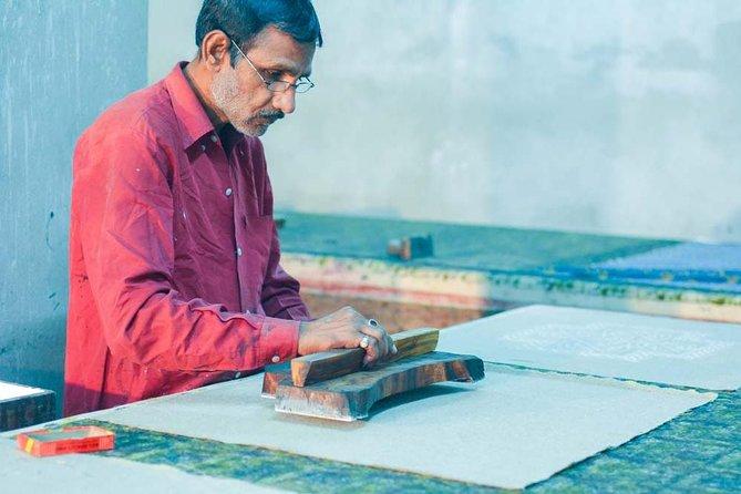 Block Print Master Class