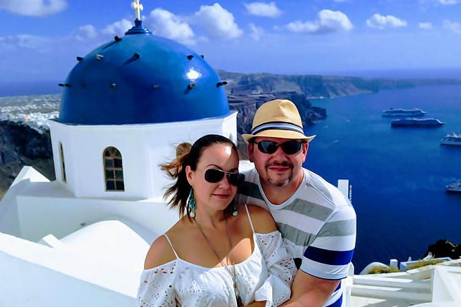 Santorini Half-Day Private Guided Tour