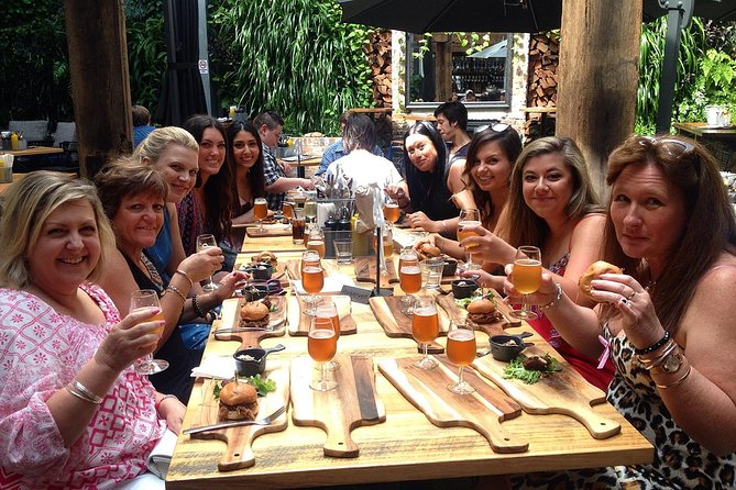 Newcastle Craft Beer & Food Matching Tour