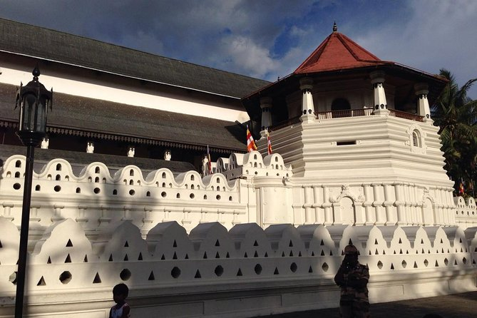 Private day tour to Kandy & Pinnawala from Colombo