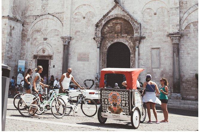 Recorrido por Bari en rickshaw con visitas a museos