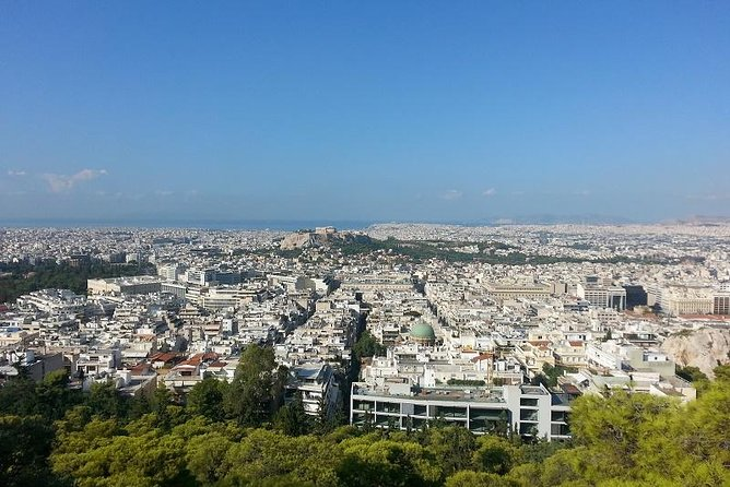 Athens, experience the city & the Athenians' life / Day Tour 8 hrs