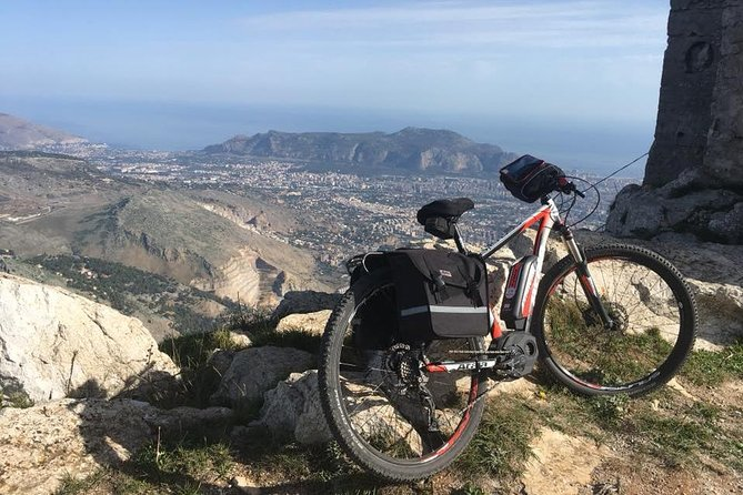 Pizzo Manolfo Experience ! a eMTB Adventure in Palermo